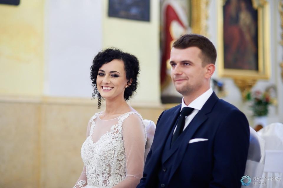 Justyna i Łukasz